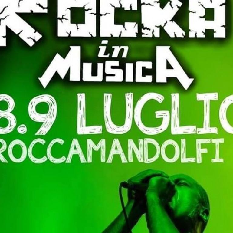 Roccamandolfi diventa auditorium: in scena la 19^ edizione di 'Rocka in Musica'
