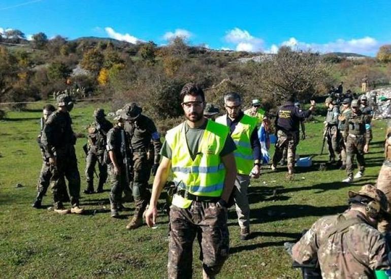 Softair, Montenero Val Cocchiara teatro dell'Operazione Domino