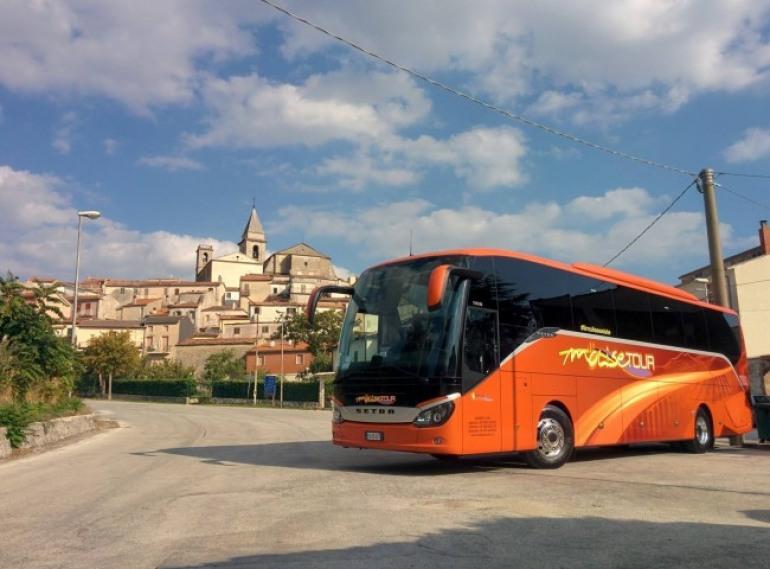 MoliseinTour fa tappa alla Riserva Mab di Montedimezzo-Collemeluccio