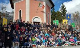 Pietransieri, da Roma anche Il Vice Sindaco Frongia alla celebrazione dei Limmari