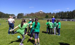 Roccaraso, giornata dello sport per l'omnicomprensivo De Panfilis