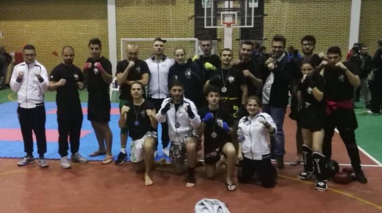 Kick Boxing, risultati apprezzabili degli atleti del maestro Di Nino a Fossacesia