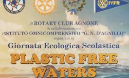 """""""Plastic Free Waters"""", Rotary Club Agnone in prima linea: martedì 29 ottobre"""