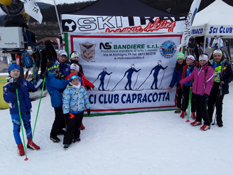 37° Trofeo Skiri Sci di Fondo – Lago di Tesero (TN), buone prestazioni degli sci club abruzzesi e molisani
