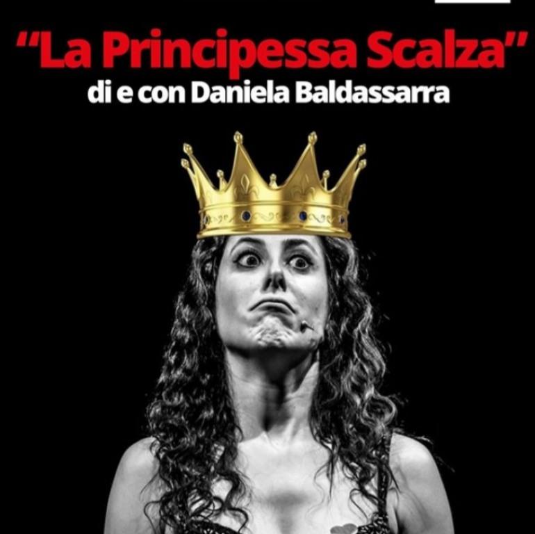 """Spettacoli – Castel di Sangro, al Tosti in scena """"La principessa scalza"""""""