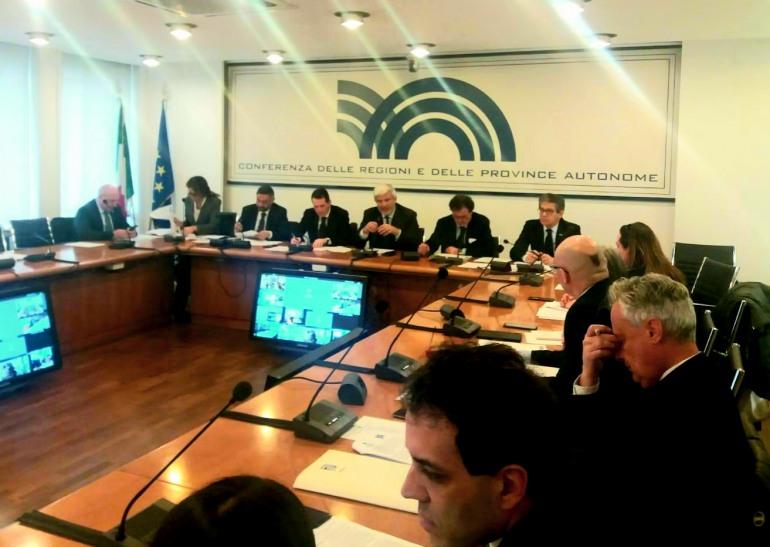 """Conferenza regioni. Febbo: """"Salvaguardare e rilanciare il nostro turismo"""". Di Donato: """"Situazione allarmante in Alto Sangro"""""""