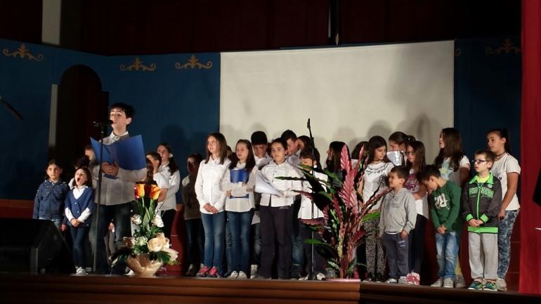 Castel di Sangro, Saverio Borrelli applaude gli alunni del 'Comprensivo'