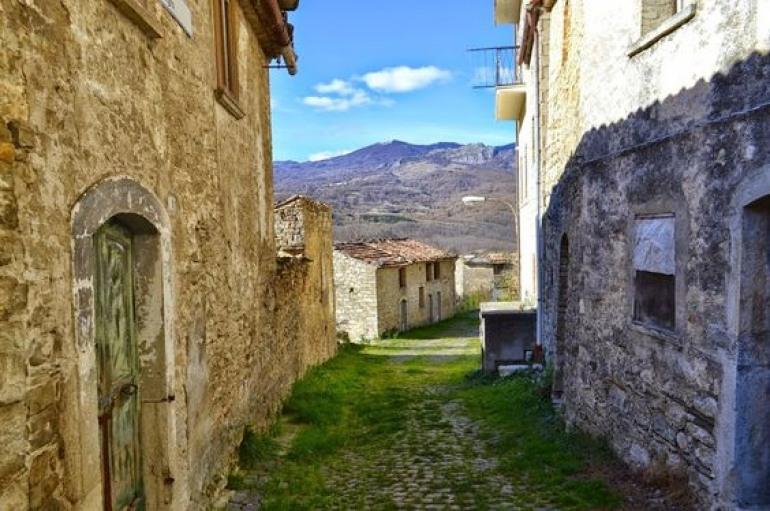 """""""Mai più spaesati"""", presentato a Castel del Giudice il progetto Slow Food"""