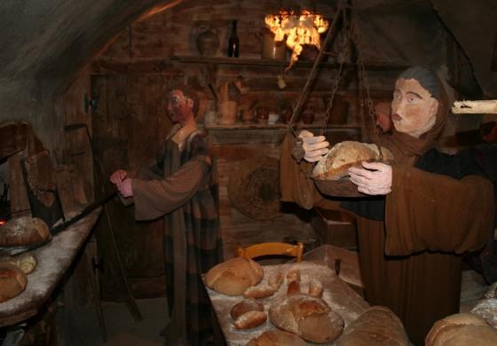 Presepe al borgo di Civitella Alfedena fino al 6 gennaio 2020