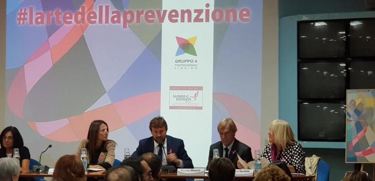 """Castel di Sangro, prevenzione tumore al seno: check up gratuito a 62 donne. Dell'Erede (AmoRosa): """"Non sarebbero bastati 7000 euro"""""""