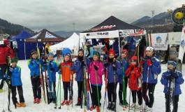 Buona affermazione dello sci club Capracotta in Val di Fiemme