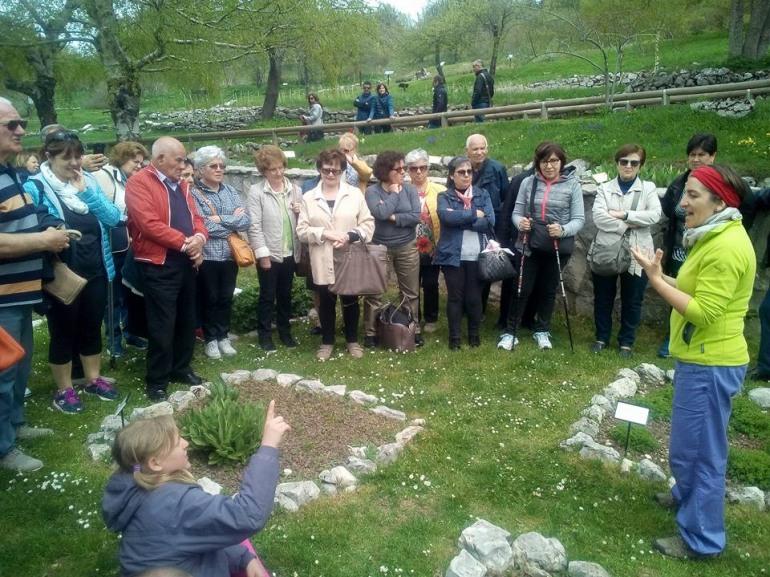 Capracotta, il giardino della flora appenninica apre alla giornata della biodiversità