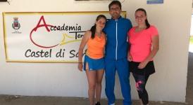Tennis - Gasbarro e Barbato conquistano il titolo regionale a Castel di Sangro