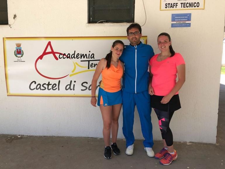 Tennis – Gasbarro e Barbato conquistano il titolo regionale a Castel di Sangro