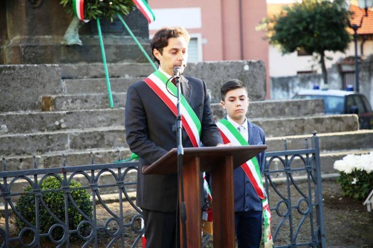 """'4 Novembre', Marcovecchio: """"Agnone ha bisogno di uno spirito risorgimentale"""""""