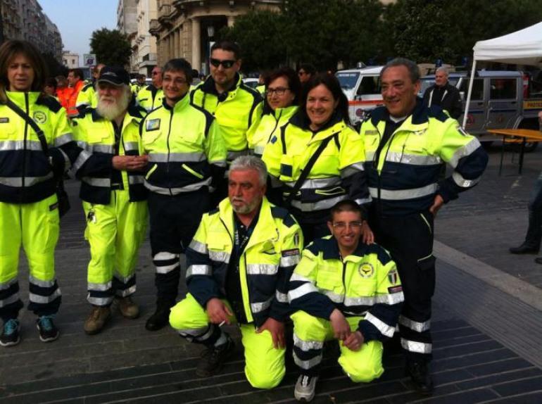 """""""Io non rischio"""", P.I.V.E.C. in azione a Villetta Barrea"""