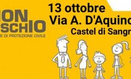 """""""Io non rischio"""", a Barrea e Castel di Sangro la campagna di prevenzione"""