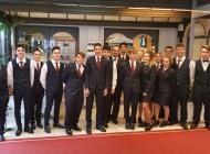 Roccaraso, gli studenti del 'De Panfilis' a Rimini per gli stage formativi