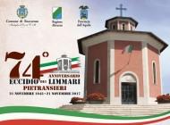 Strage dei Limmari, ricorre il 74° anniversario: 20 - 21 novembre la commemorazione a Pietransieri