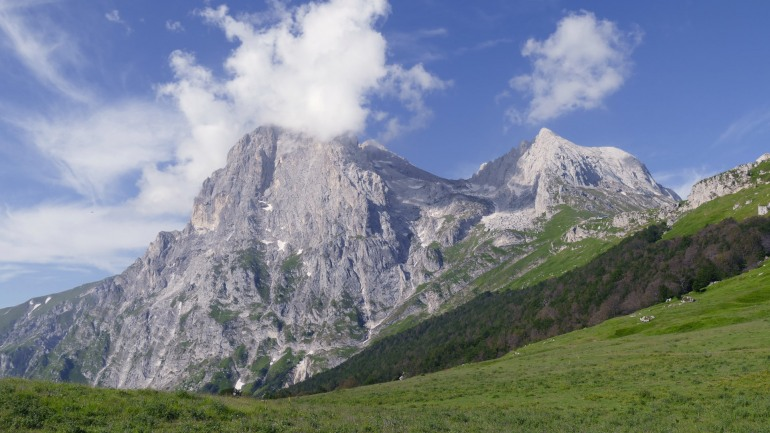 Abruzzo, i cambiamenti climatici stanno danneggiando le nostre montagne