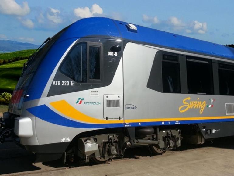 Ferrovia, Lazio – Molise: arriva il treno 'Swing'