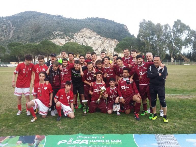 Calcio – 'Pisa world cup', l'Olimpia Agnonese vince il torneo