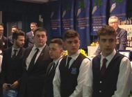 Roccaraso, concorso Aibes: trionfo dell'alberghiero con Manuel Palazzetti