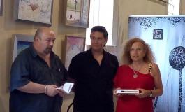 Castel di Sangro, Almerinda Di Carlo vince il 'pennello d'oro' in Toscana