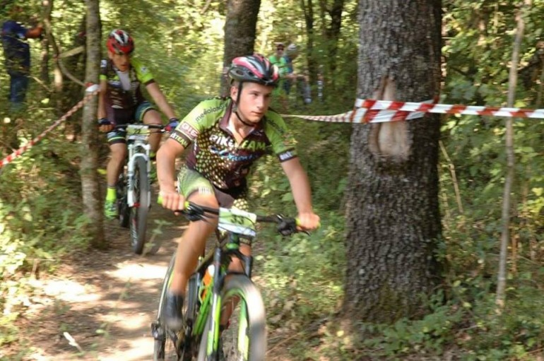 L'Isernia Bike Team sugli allori con il comparto giovanile