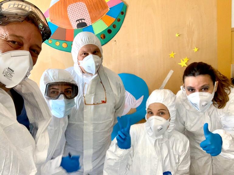 Emergenza Coronavirus, ecco i numeri e il lavoro dell'I.Z.S. per l'Abruzzo e il Molise