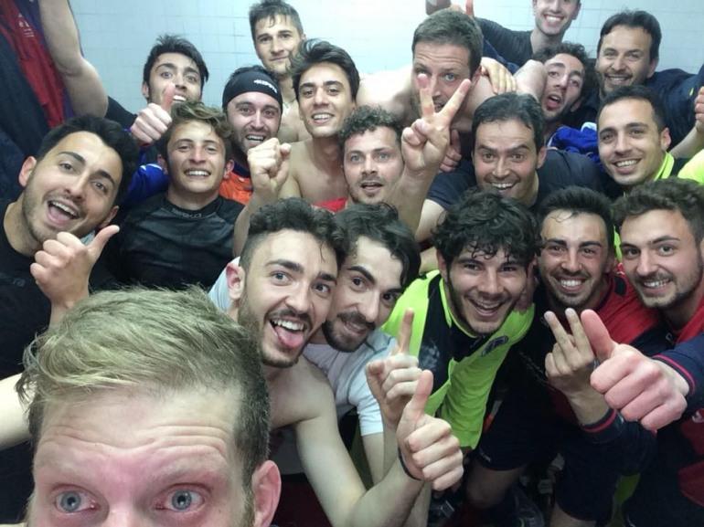 Calcio -Barrea espugna il Bugnara e vince il campionato di seconda categoria abruzzese