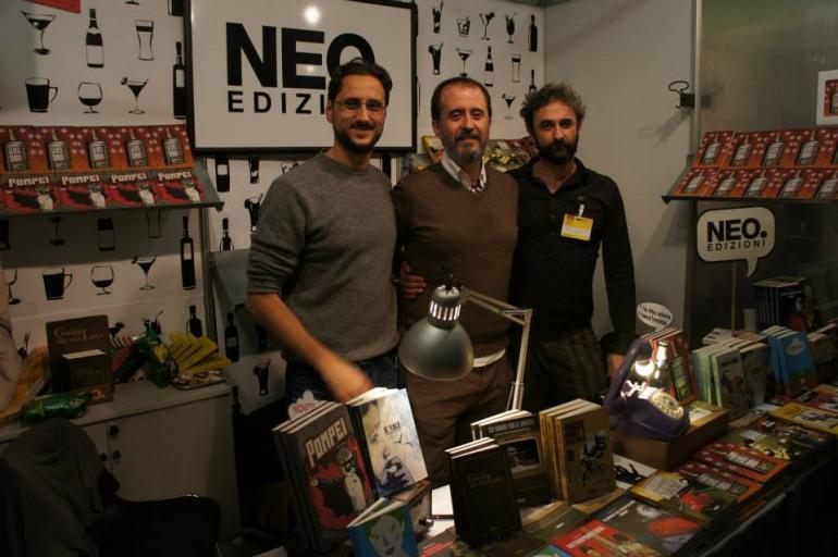 Premio Strega 2015, Neo edizioni tra i finalisti