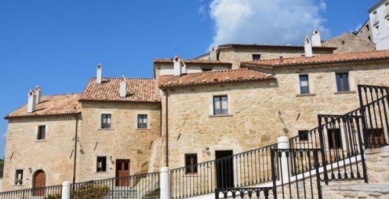 Laboratori di pittura su pietra a Castel del Giudice