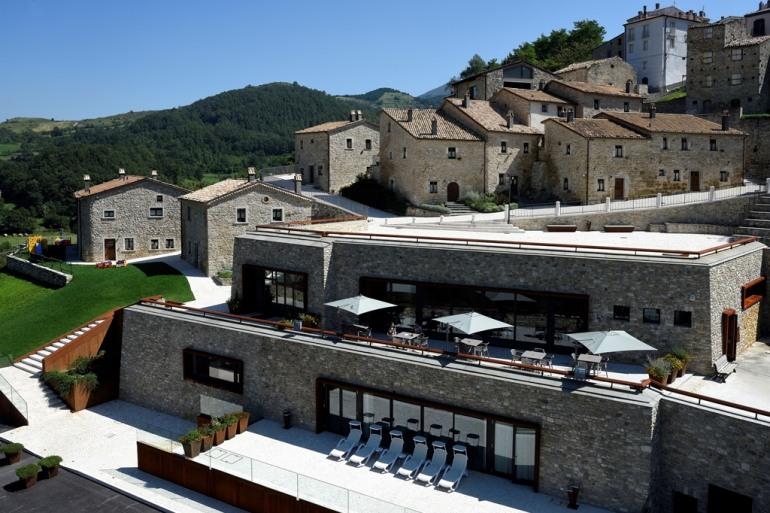 #ilMoliseacasatua da Castel del Giudice parte la campagna social  per visitare il Molise a distanza