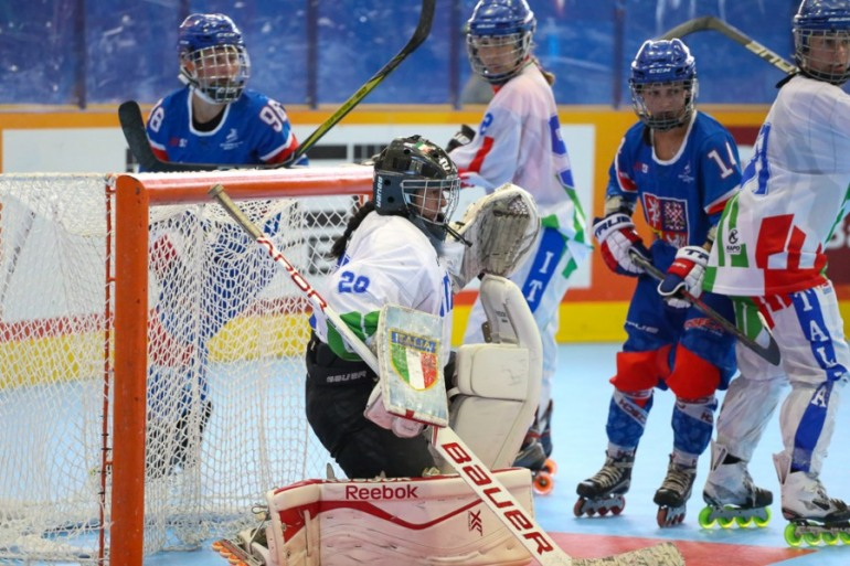 Campionati Mondiali di Hockey Inline a Roccaraso, domenica 12 settembre la cerimonia di apertura