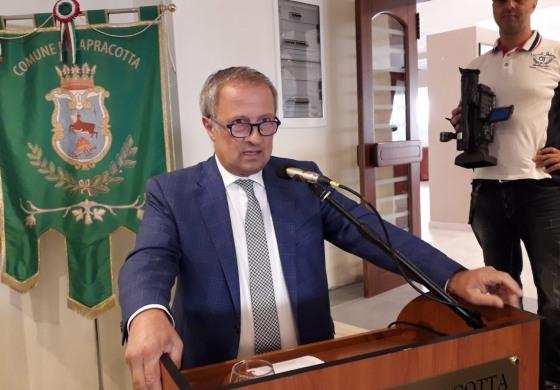 """Capracotta, Paglione chiude i lavori di 'MontagnAperta': """"Il futuro riparte dalla montagna"""""""