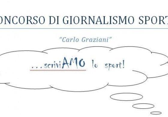 """Castel di Sangro, """"ScriviAmo lo Sport"""". Concorso di giornalismo dedicato a Carlo Graziani"""
