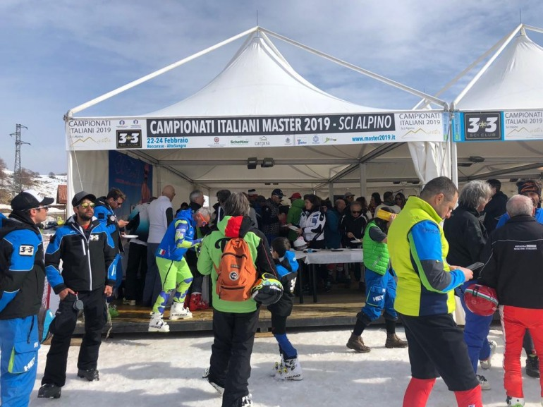 Maltempo, sospesi temporaneamente i campionati di sci a Roccaraso