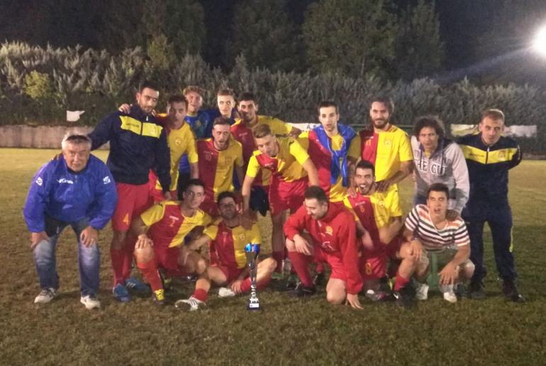 Calcio – Barrea, Castel di Sangro Cep 1953 conquista il primo trofeo stagionale