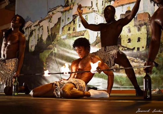 Festival internazionale e multiculturale dell'arte di strada, a Castel del Giudice: 12 - 13 agosto