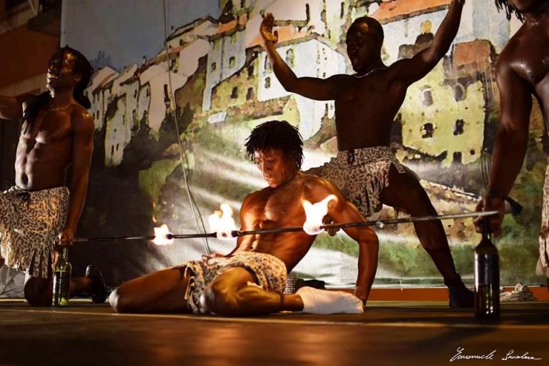 Festival internazionale e multiculturale dell'arte di strada, a Castel del Giudice: 12 – 13 agosto