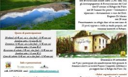"""I Gruppi regionali CAI di Abruzzo e Molise organizzano """"Rifugi aperti del Mediterraneo"""""""