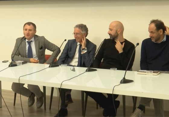 """Milano, Gasbarro e Romito presentano il libro """"Apparentemente semplice"""""""