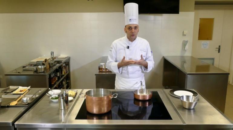 """Alberghiero Roccaraso, il """"De Panfilis-Di Rocco"""" passa alla finale nazionale del cooking quiz"""