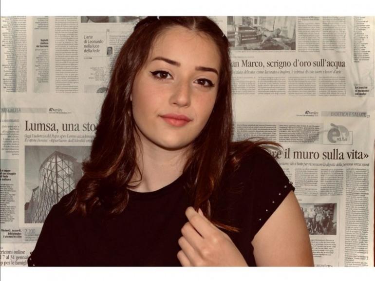 Claudia Siravo raggiunge la maggiore età: auguri dalla famiglia