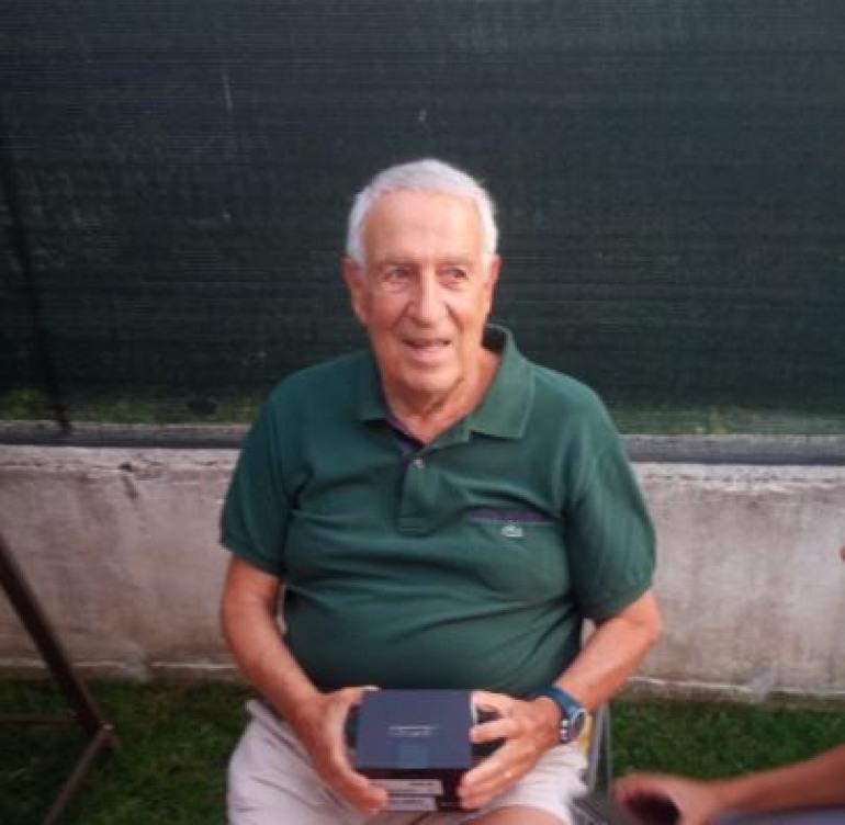 Buon compleanno a Claudio Fusco