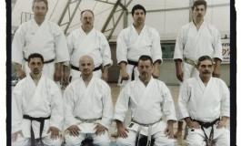 Karate, Abruzzo in prima linea allo stage nazionale di Scauri