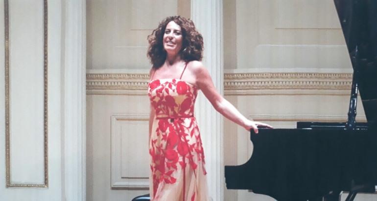 Pescasseroli, concerto di classica: Cristiana Pegoraro in memoria del m° Berardini