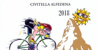 Cronoscalata ciclistica, si parte da Civitella Alfedena: sabato 18 agosto