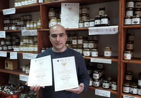 Roccacinquemiglia, Apicoltura Il dolce alveare: orgoglio d'Abruzzo al concorso dei migliori mieli italiani